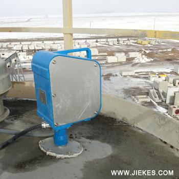 美国BlueLevel重锤料位计水泥粉,粉煤灰应用-介可视