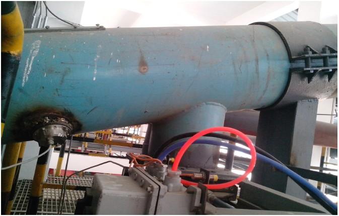德国mutec在线水分仪电石乙炔项目螺旋给料机电石渣水分检测